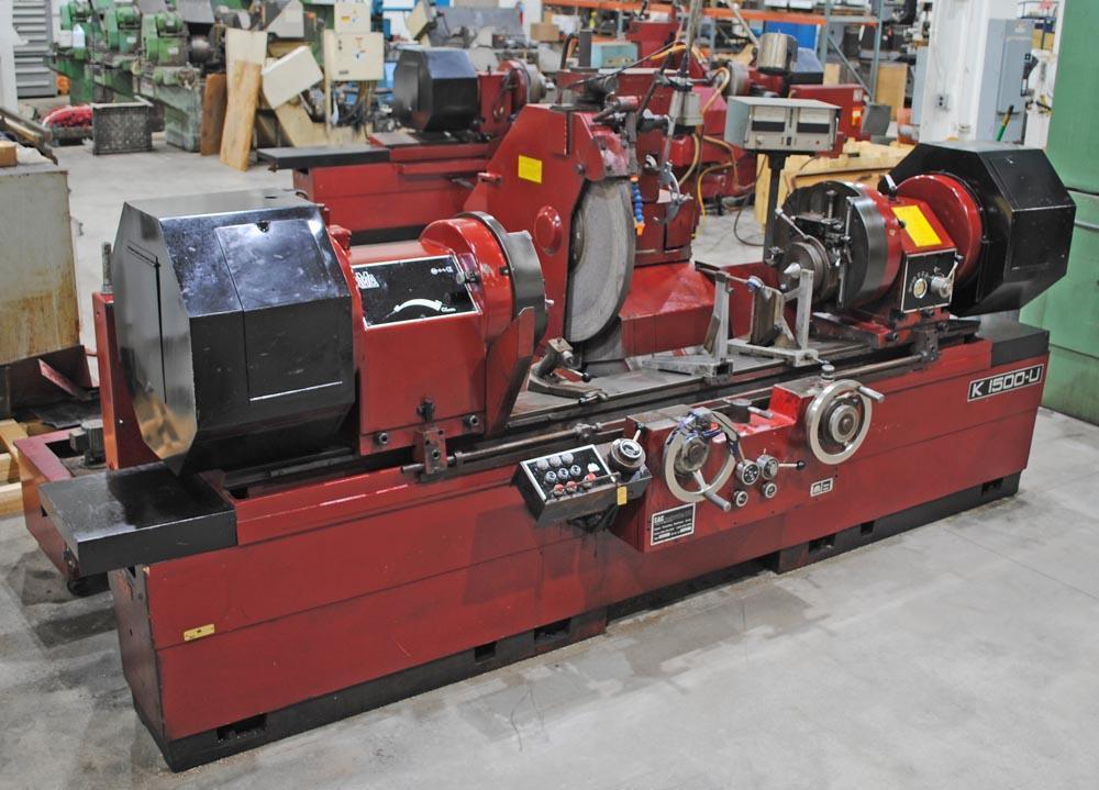 AMC Model K-1500U Crankshaft Grinder