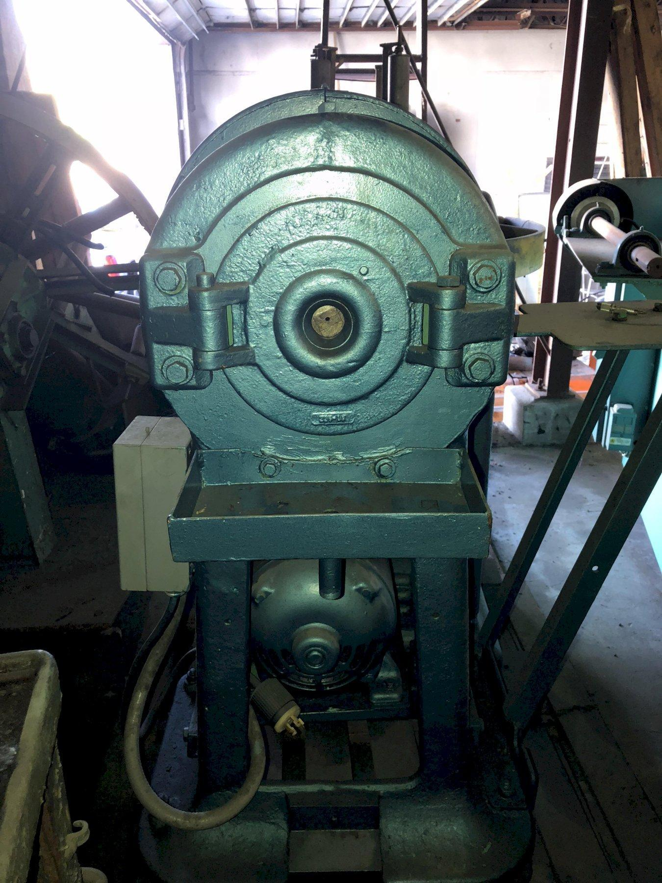 STANDARD MACHINERY MODEL 2A SWAGER