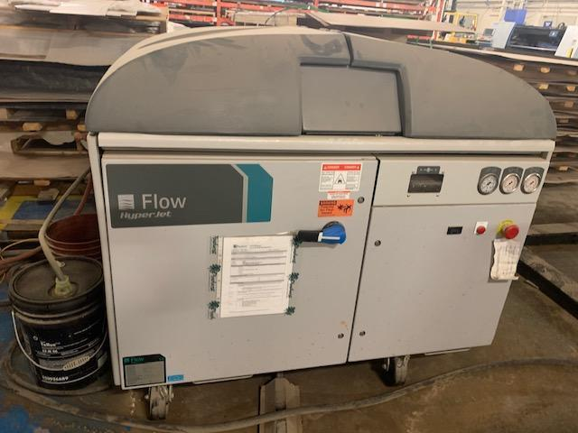 FLOW2015 Flow Mach 4 4020c with 5-Axis Head