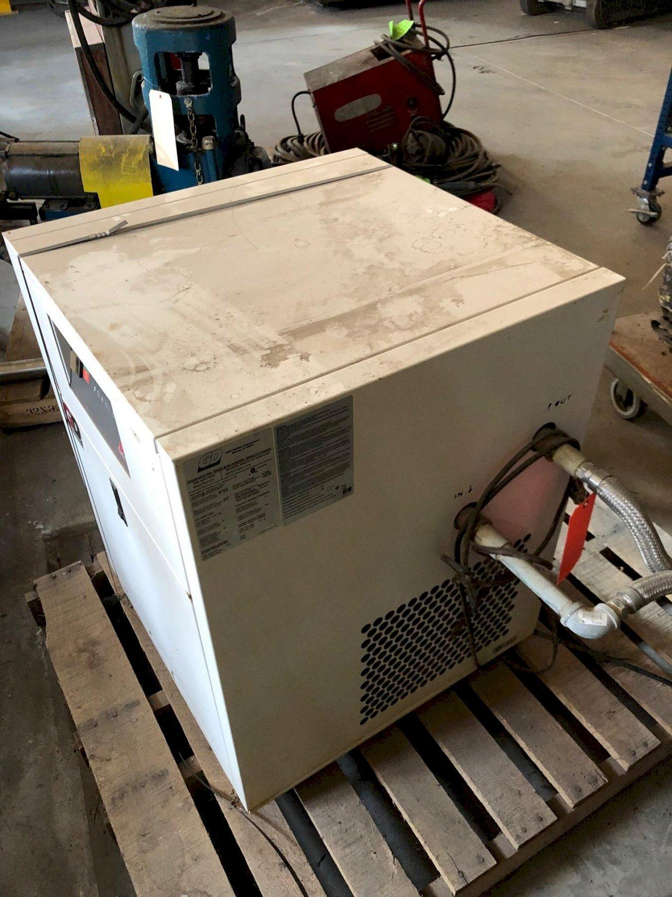 Gardner Denver Model RNC75A1C1 Air Dryer