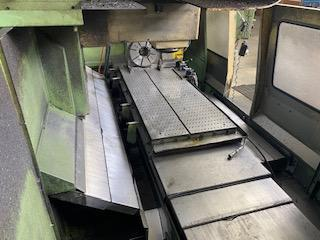 Mori Seiki MV65/50 4th Axis VMC