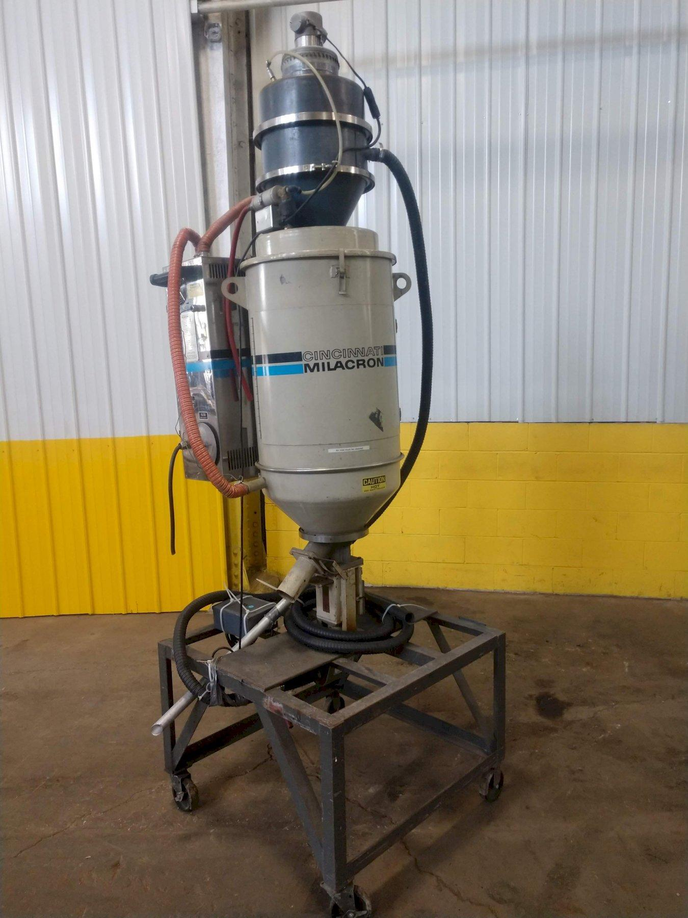 CINCINNATI MILICRON MODEL DD-60 HOPPER DRYER: STOCK #13536