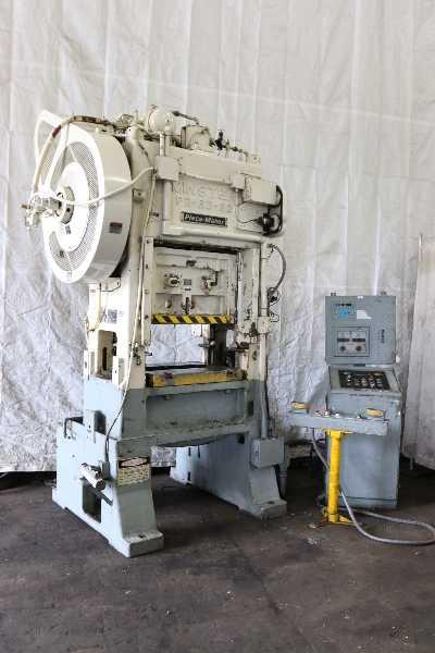 60 TON MINSTER MODEL #P2-60-32 PIECE MAKER SSDC PRESS: STOCK #10170
