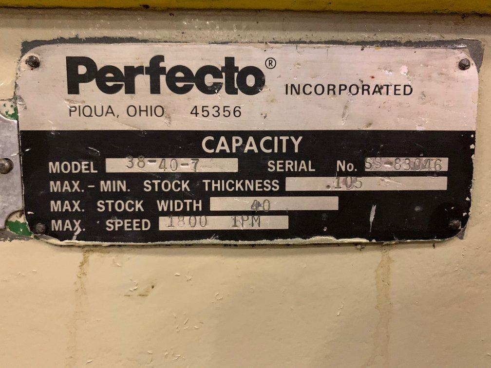 """40"""" PERFECTO FEED LINE"""