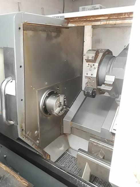 2013 Haas ST-20T CNC Horizontal Lathe