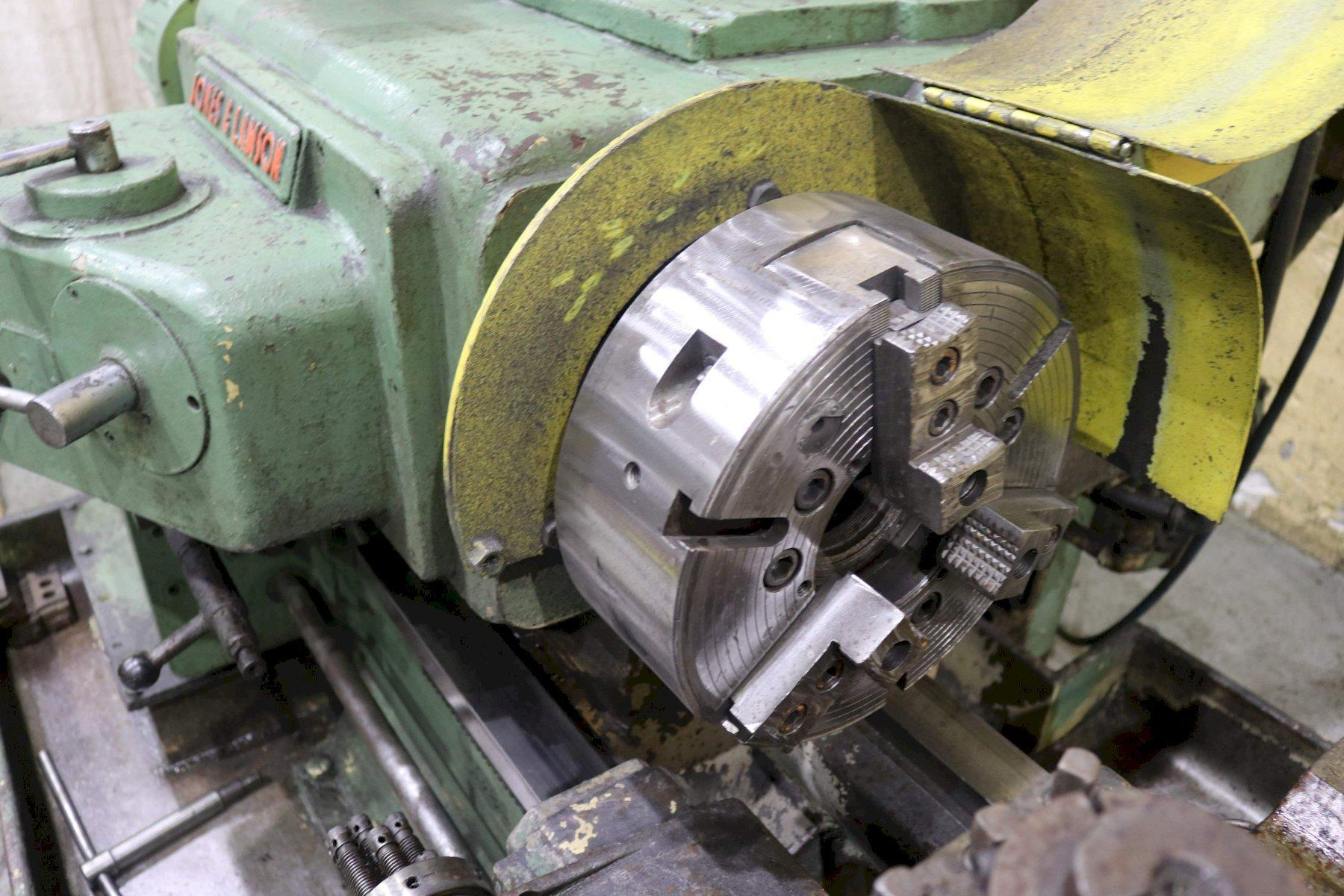 JONES & LAMSON MODEL #5-3 TURRET LATHE: STOCK #72880