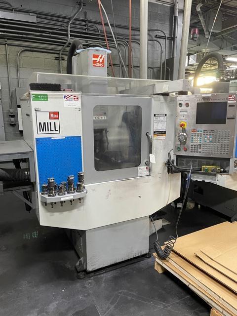 2007 Haas Mini Mill Vertical Machining Center