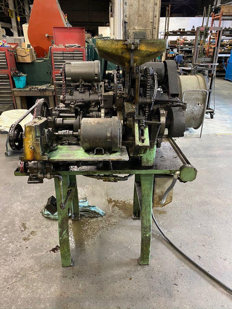 "1/2"" Townsend Model #2 Cross Drilling Machine"