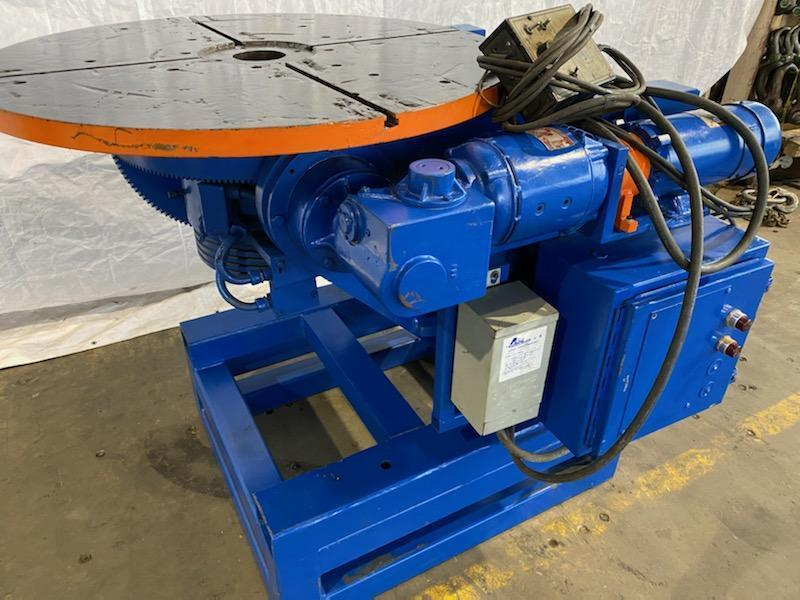"2500 lb Sciaky 40"" Welding Positioner"