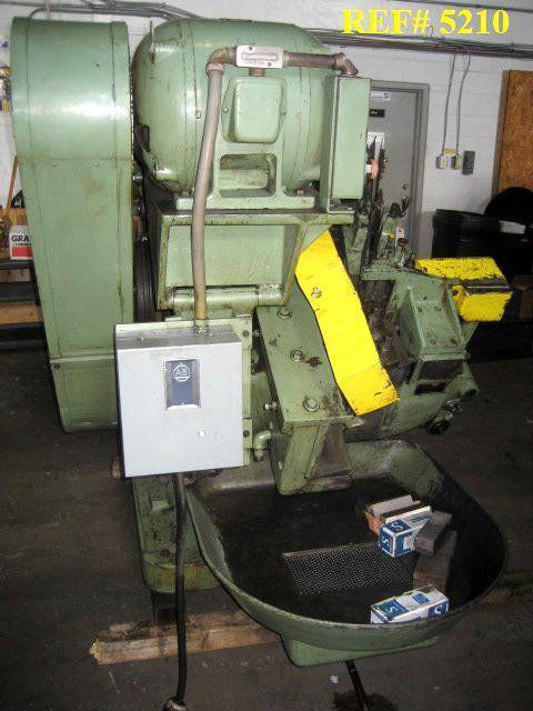 #20 Waterbury Incline Heavy Frame Automated Flat Die Thread Roller