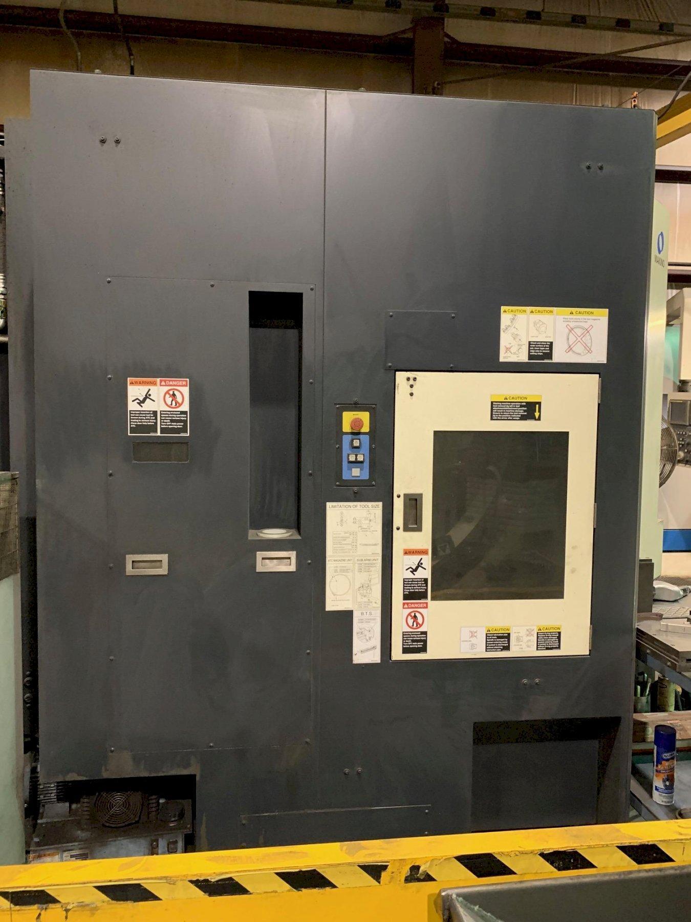 MAKINOMakino A71 CNC Horizontal Machining Center - 2 Available!