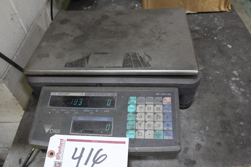 5' x 7' Sterling 20,000 lb Electronic Platform Scale