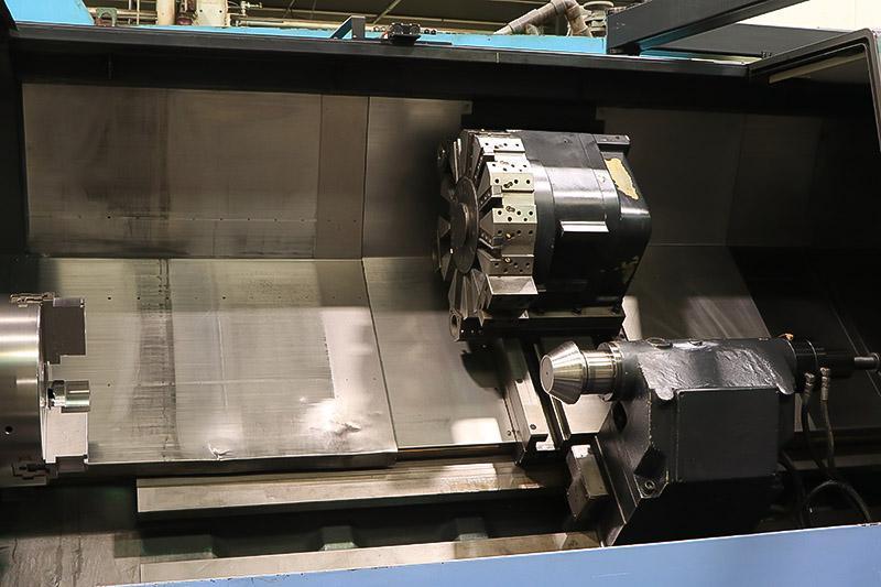 DOOSAN PUMA 400LB CNC LATHE