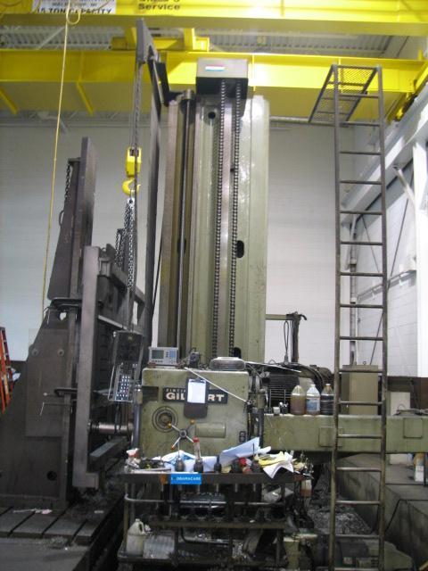 Cincinnati Gilbert Floor Type Boring Mill