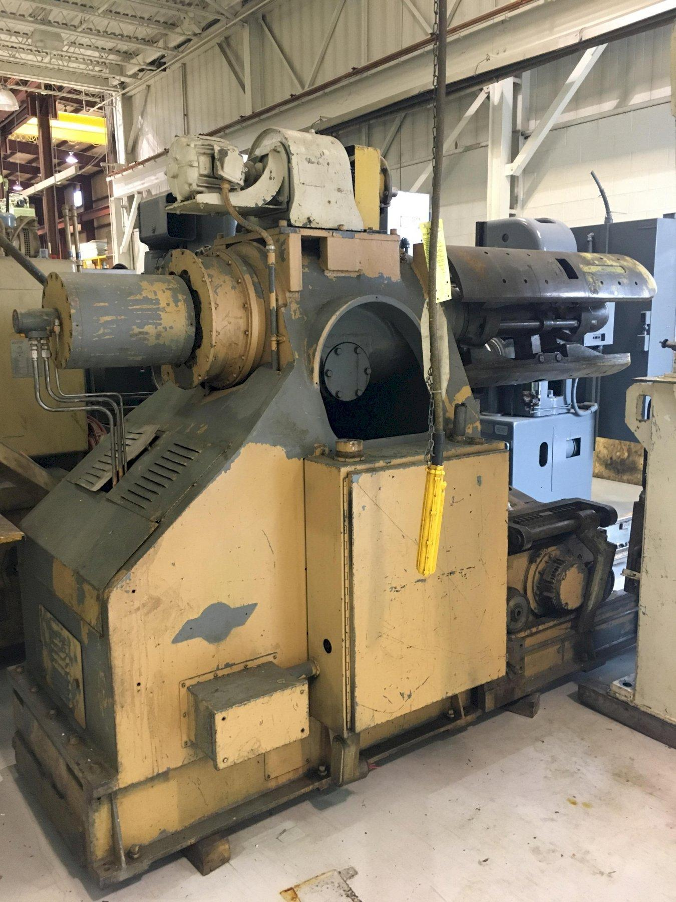 20000 Lbs. Littell #S200-48, Coil Reel with Coil Car