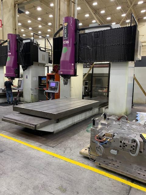 Tarus 3+2 CNC Milling Machine