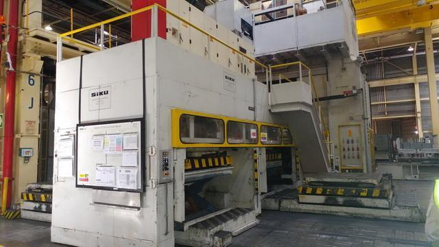 800 Ton Clearing-Innse High Speed Complete Blanking Line