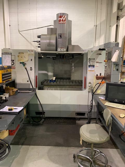 Haas VM-3 Vertical Machining Center