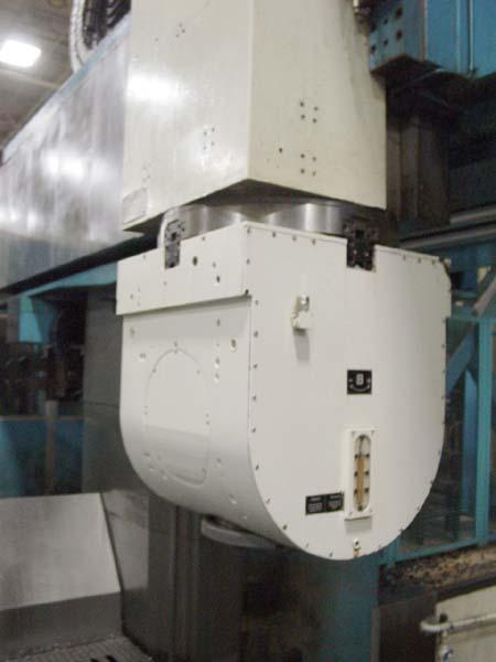 Waldrich Coburg (2) Pallet 5-Sided Vertcal Machining Center