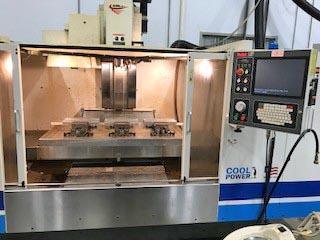FADAL VMC 6030HT CNC VERTICAL MACHINING CENTER