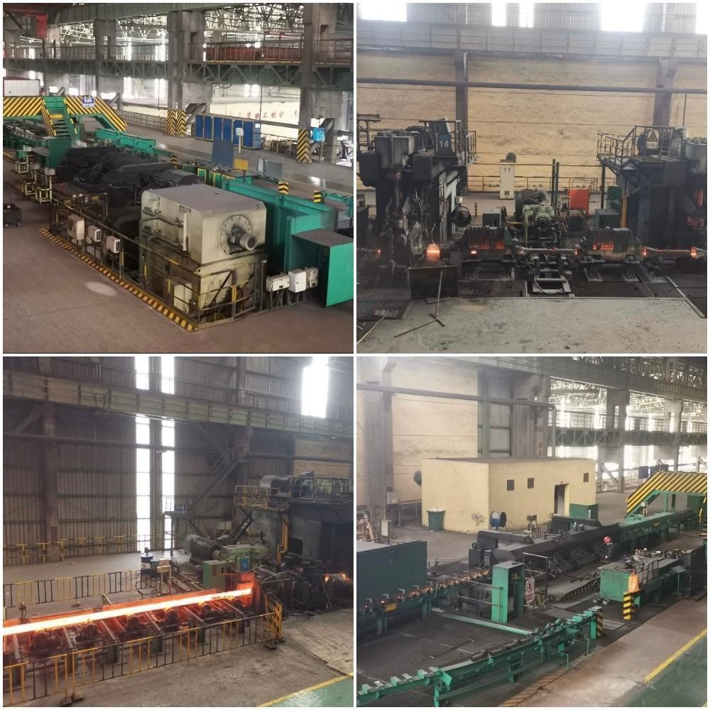 600,000 TPY Wire Rod and Bar Mill
