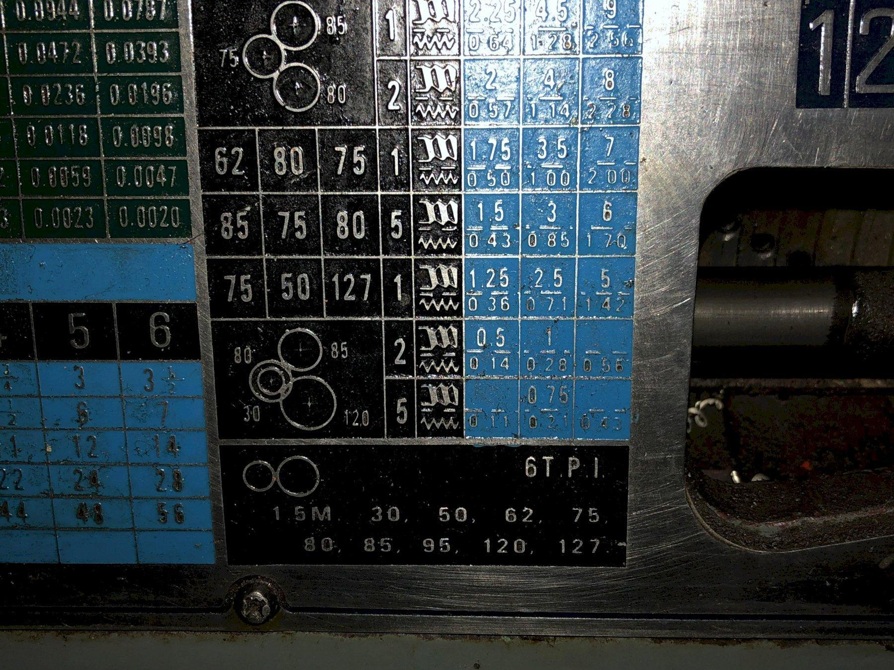 "14"" x 30"" CC, TAKISAWA WEBB ENGINE LATHE, INCH/METRIC, 8"" CHUCK"