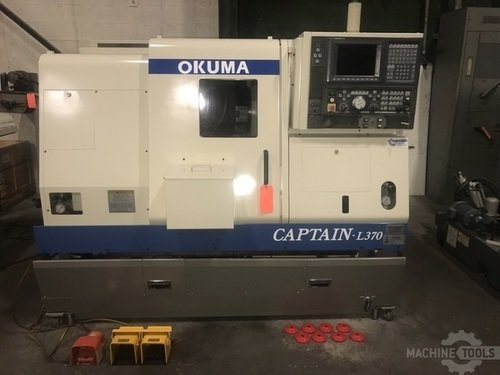 OKUMA CAPTAIN L370