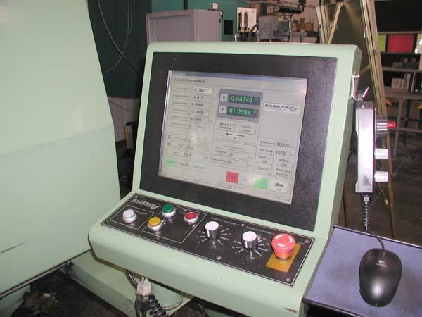 Overbeck 400 CNC Internal Grinder