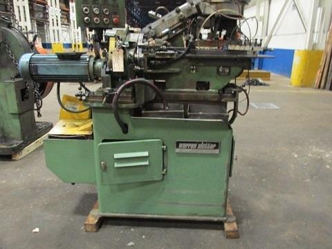 "5/16""  Warren WS-1000 VB  High Speed Head Slotter"