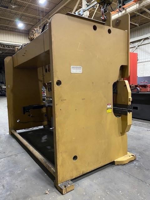 USED STANDARD 200 TON X 12' 2-AXIS CNC PRESS HYDRAULIC PRESS BRAKE, Year 2003, Stock# 10835