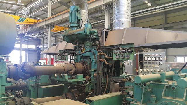 "19"" (480mm) x 2.5mm 4-HI Hitachi Reversing Cold Rolling Mill"