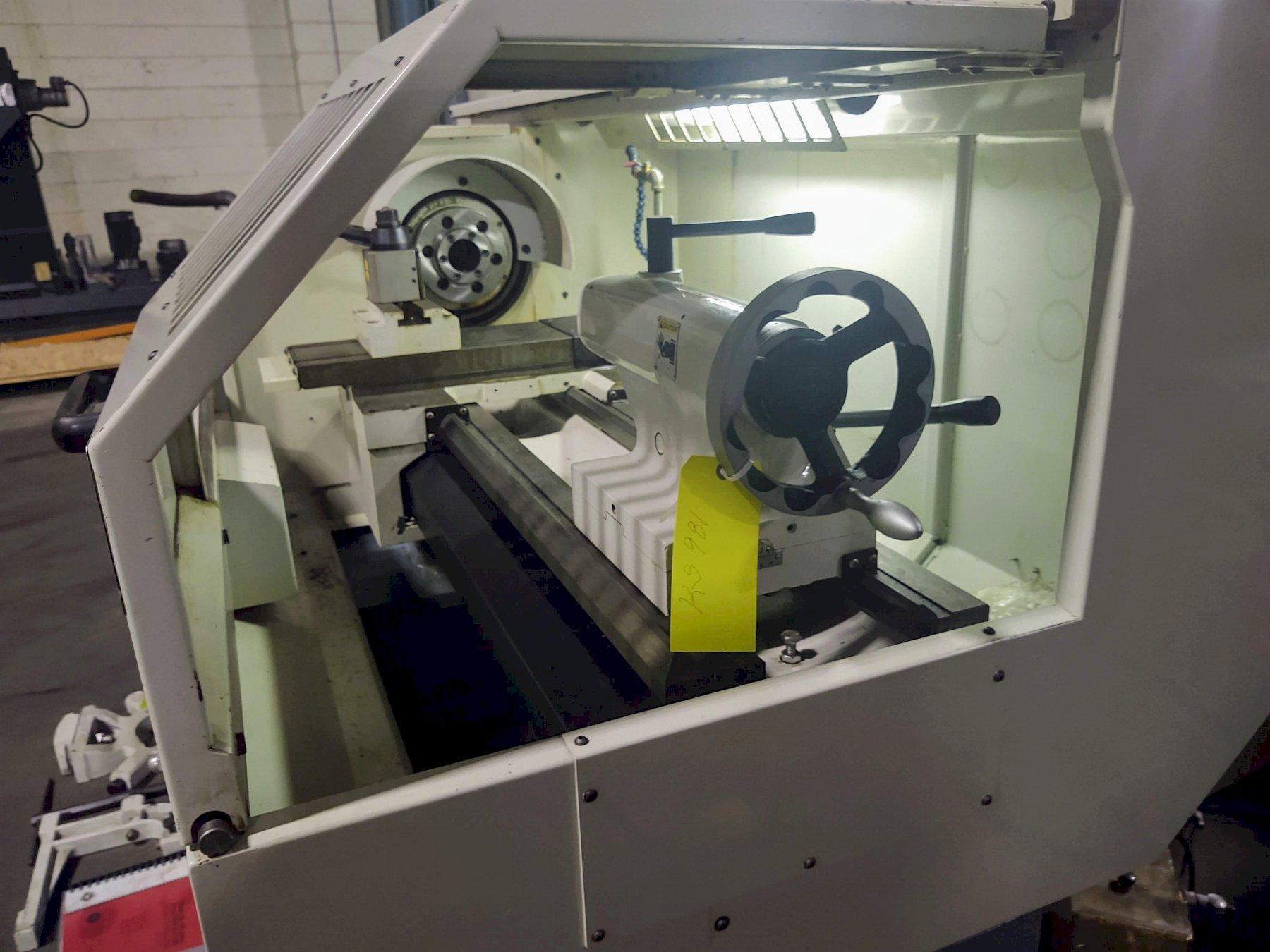 SOUTHWESTERN INDUSTRIES TRAK TRL 1630 SLX (2012)  SLX CNC Control.