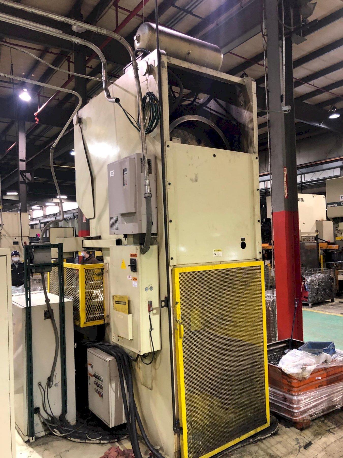 165 Ton Komatsu Gap Frame Press