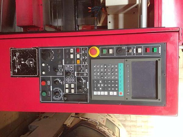 """Matsuura MC-510VG, Yasnac J300B CNC Control, X=20.08"""", Y=14.1"""", Z=18"""", 30"""" x 15"""" Tbl, 8000 RPM, 30 Station Tool Changer, 1998."""