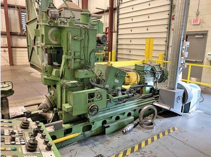 """40"""" x 8-13/16"""" Wagner RAW 40/25-900/225 Radial Axial Ring Mill"""