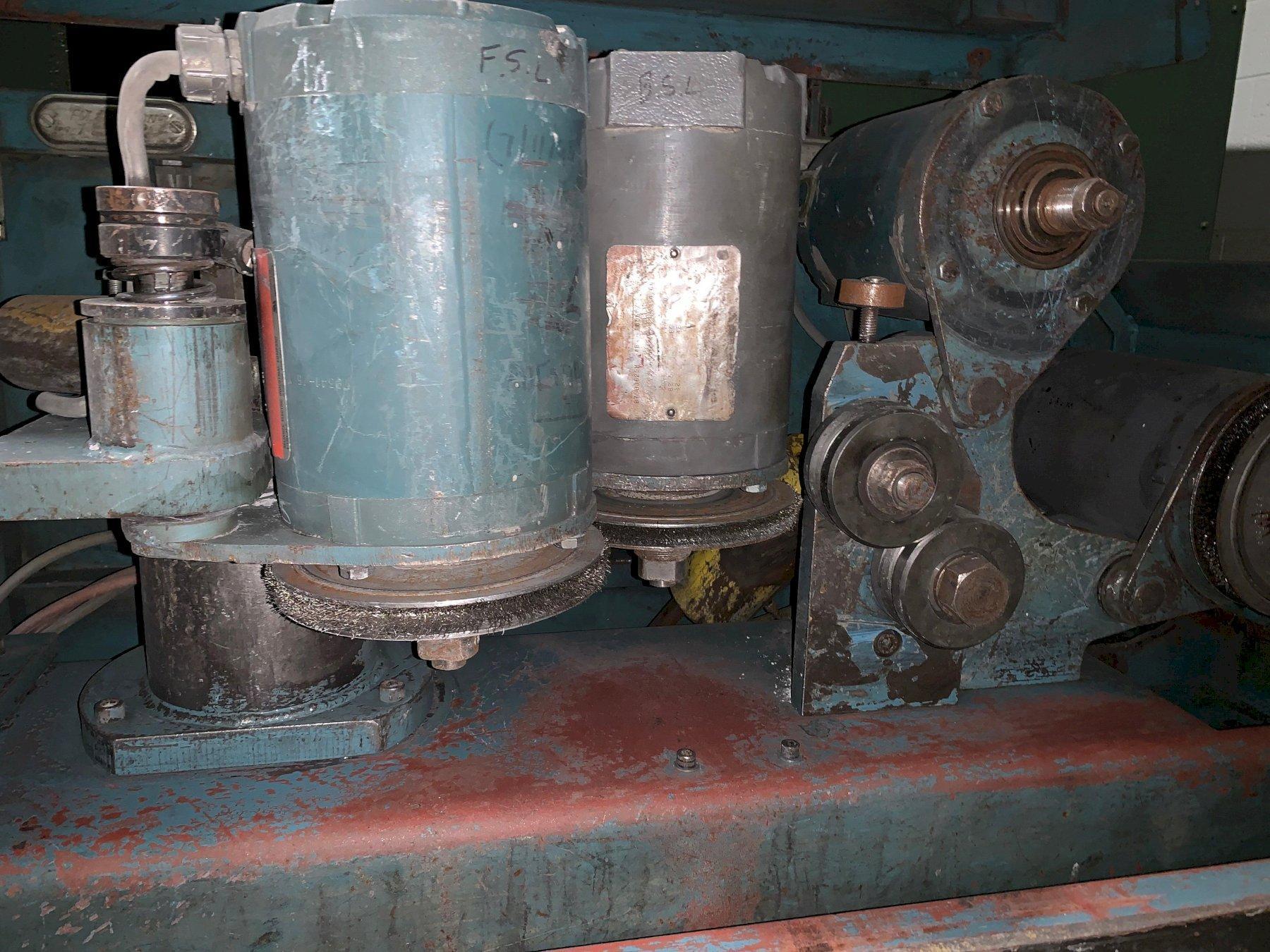 """7/32"""" - 5/16""""  Decapador Wire Descaler Model SM3-54/88T"""