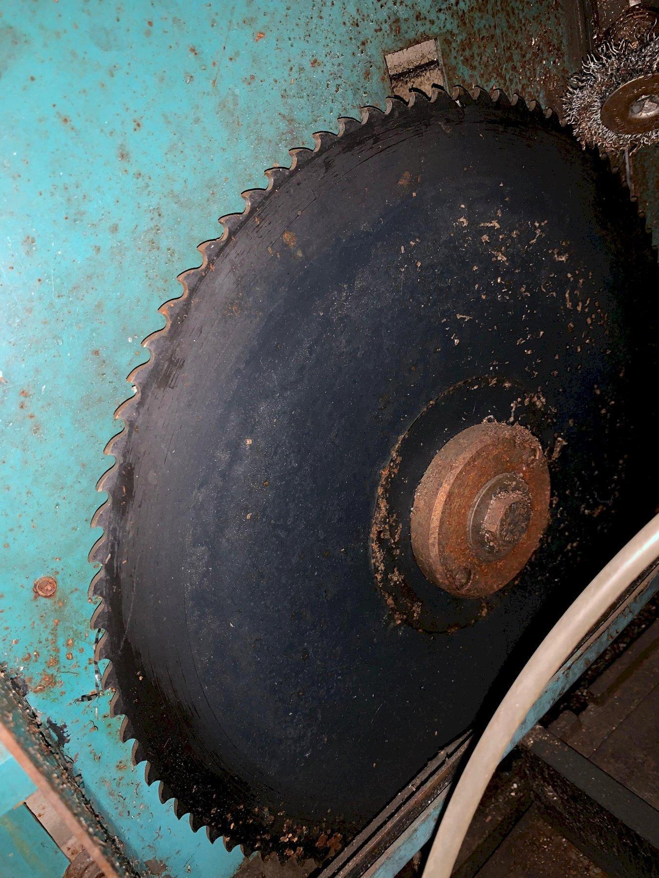 """5""""  X 7"""" Kalamazoo Model #350A Automatic Cold Saw"""