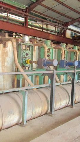 1500mm x 6.5mm KCH / Stamco Hydrochloric Pickling Line 1998