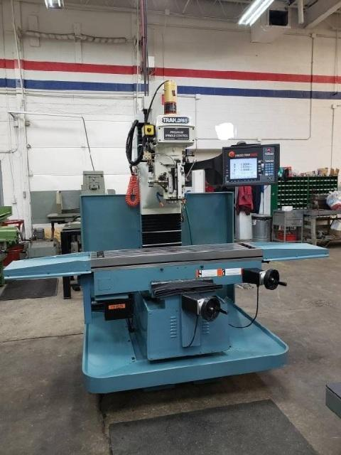 Southwestern Industries DPM SX5P CNC Bed Mill (2018)           