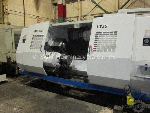 OKUMA LT-25 CNC Lathes