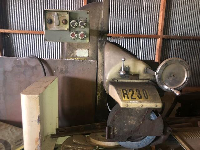TAYLOR & THOMPSON SURFACE GRINDER STOCK# 2478