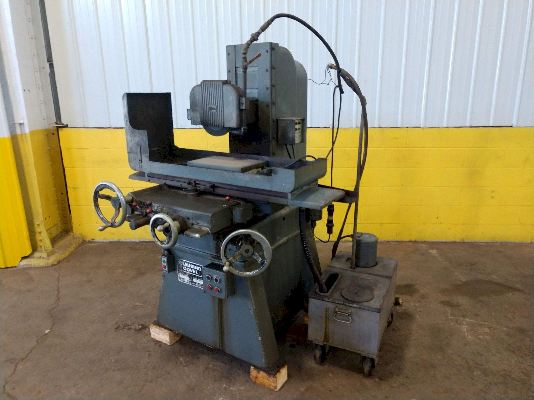 CLAUSING COVEL SURFACE GRINDER: STOCK #13600