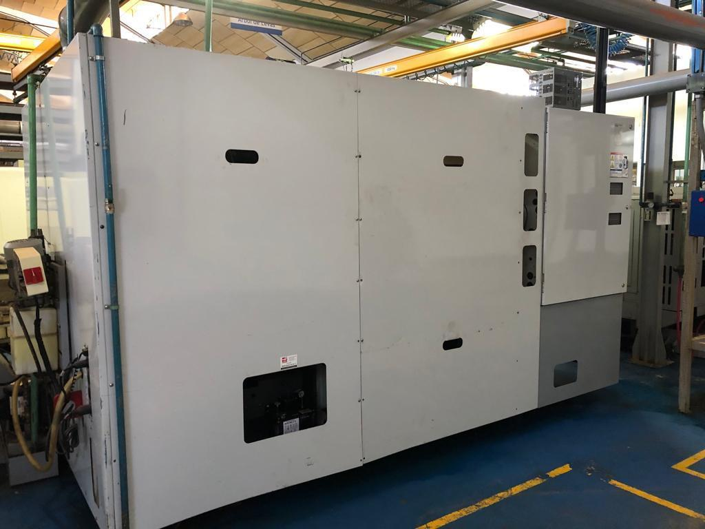 Haas SL-40 CNC Horizontal Lathe 2011