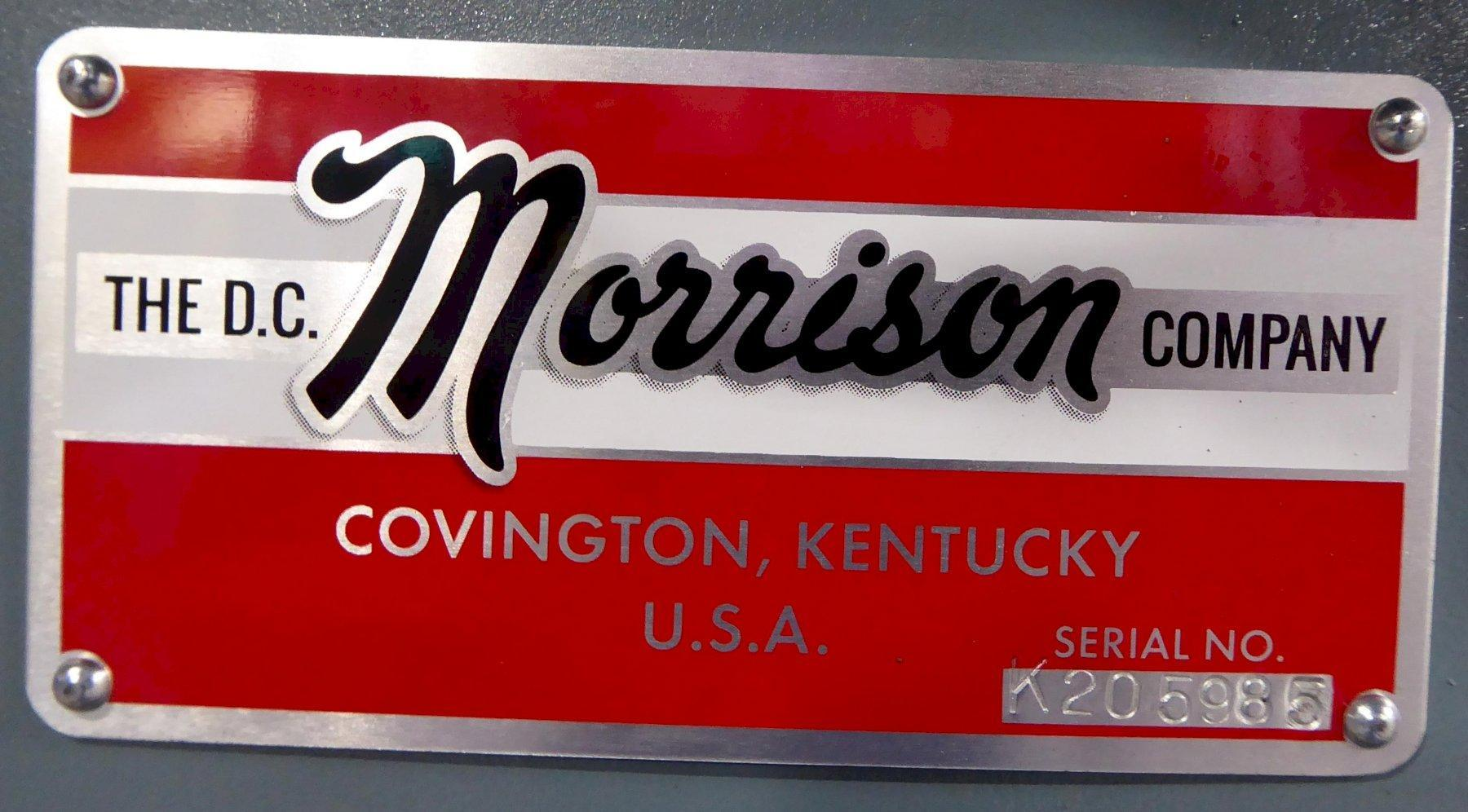 """1-1/4"""" Morrison Keyseater, 1-1/4""""W x 9""""L Capacity, Variable Speed, New, In Stock"""