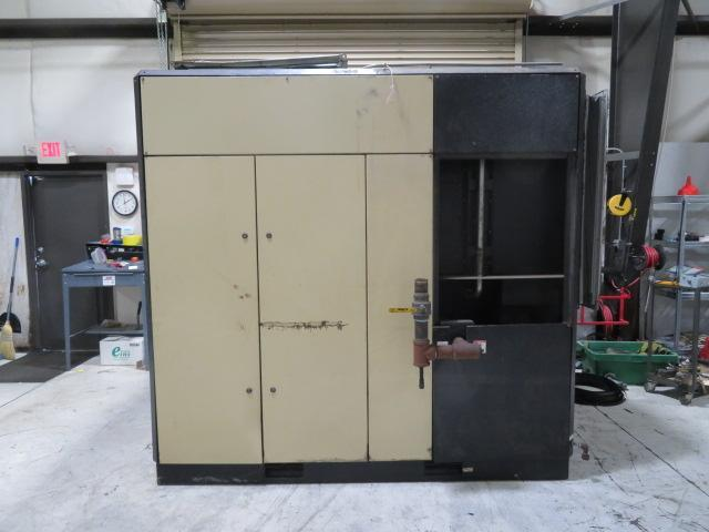 Ingersoll Rand Used IRN200H-CC Nirvana Air Compressor, Variable Speed, 200hp, Yr. 2011 - Parts Unit