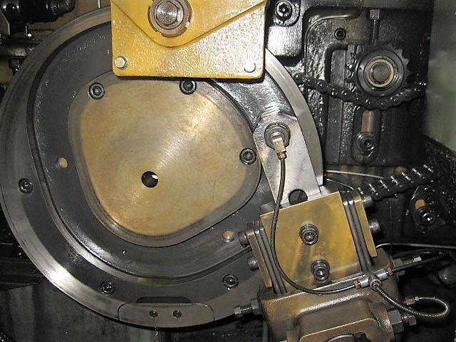 Nakashimada PF-630S Long Stroke 2 Die 3 Blow Cold Header