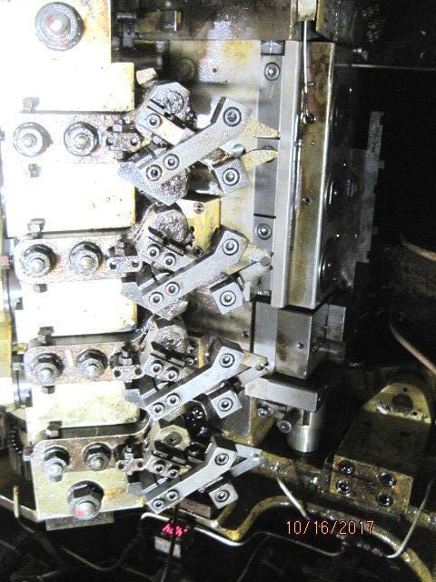 8mm Nakashimada Model MST-308A 3 Die 3 Blow Parts Former