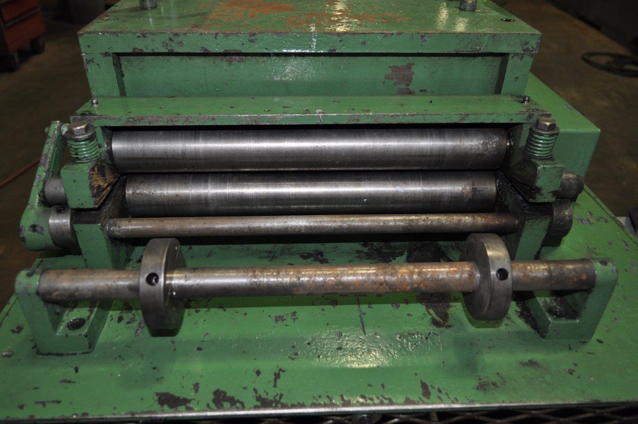"""15"""" x .125"""" Rowe Straightener"""