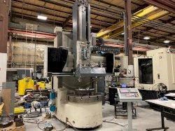 BULLARD Dyn-au-tape 46 CNC VTL Rebuilt and Retrofitted