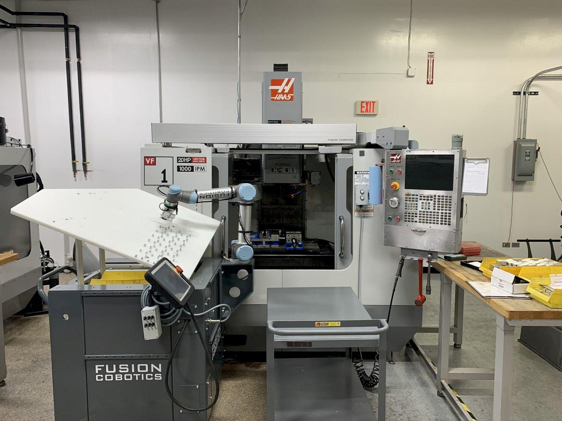 Haas VF-1D Vertical Machining Center